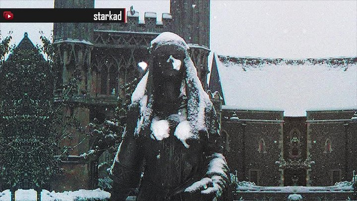 starkad - Last Breath of Life