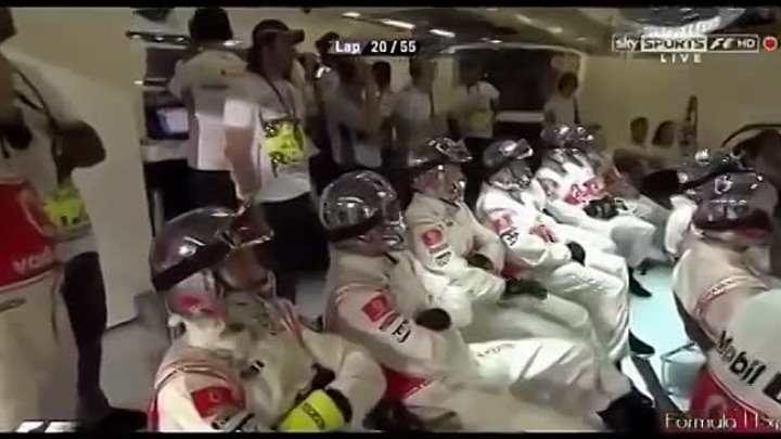 F1 2012 Abu Dhabi Race Edit HD