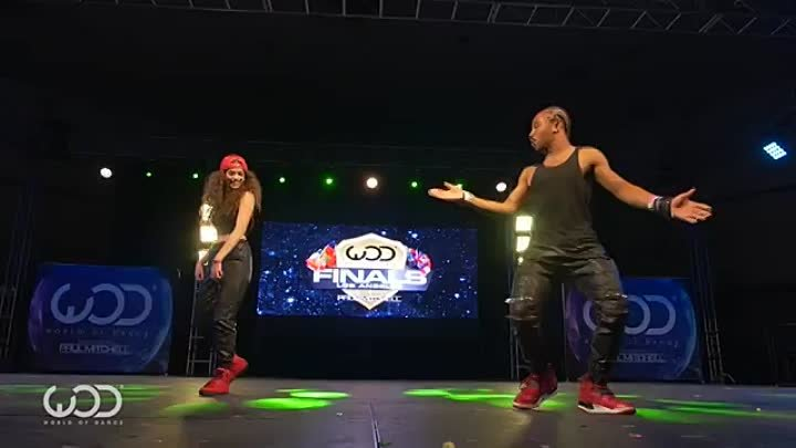 Fik-Shun & Dytto - FRONTROW - World Of Dance Finals 2015 - #WODFINALS15