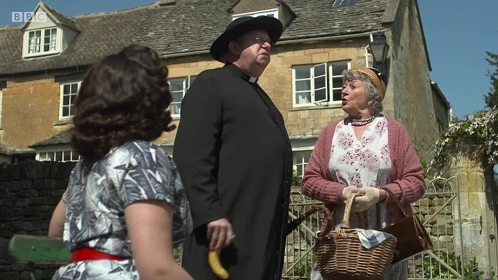Отец Браун / Father Brown 7 Сезон (2019) 2 Серия из 10 / Жанр: криминал, детектив, драма