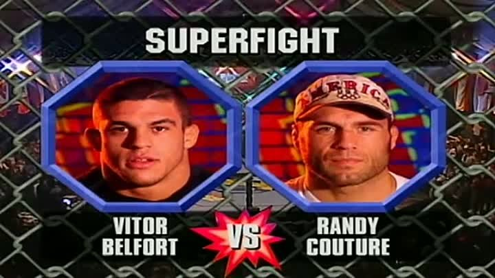 Randy Couture vs Vitor Belfort (1)