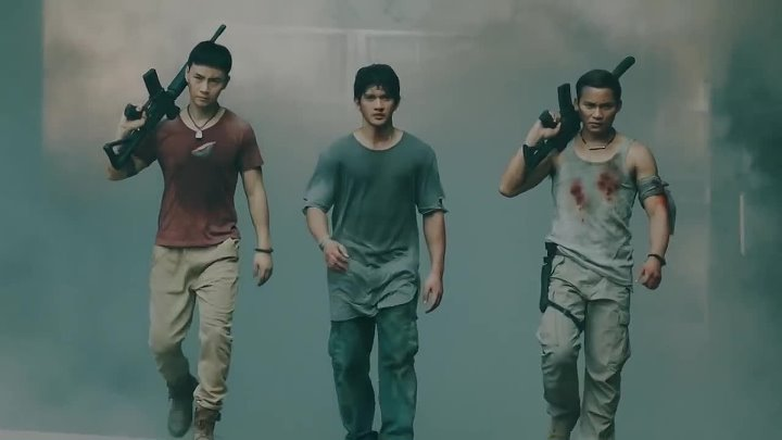 Тройная угроза Official Trailer (2017) Tony Jaa, Iko Uwais, Scott Adkins Action M