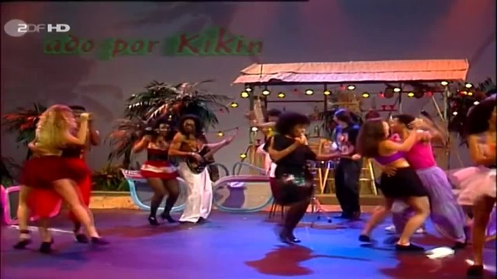 Kaoma--Lambada (Video live 2DFHD 1989).HD