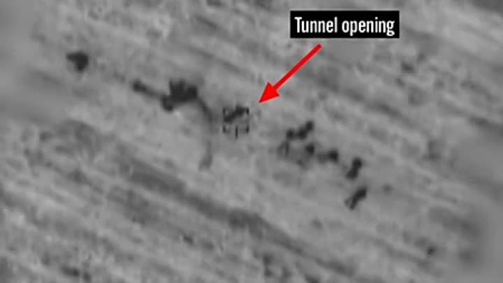 Footage of Hamas Terror Attack Being Thwarted