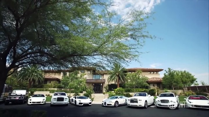 Mayweather_s Vegas Car Collection - All Access_ Mayweather v