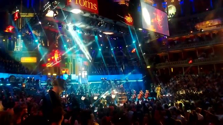 Proms Doctor Who Theme