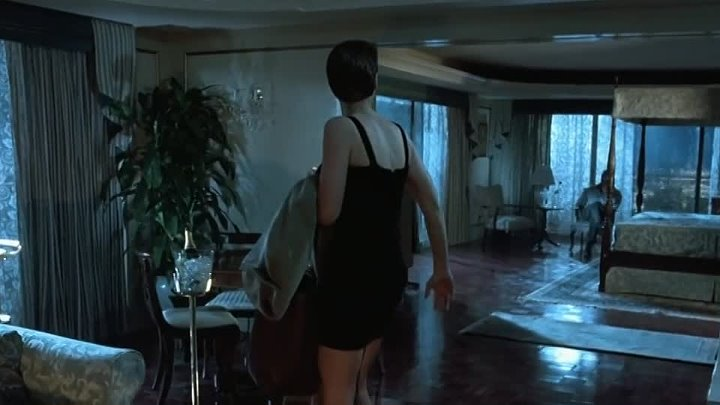 Helen has to be the role of prostitute Michelle in a hotel