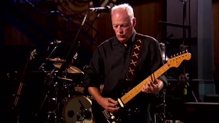 David Gilmour - The Blue (live from Abbey Road) - http://ok.ru/rockoboz (1633)