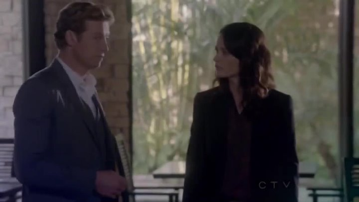 The Mentalist - Jane & Lisbon - Try