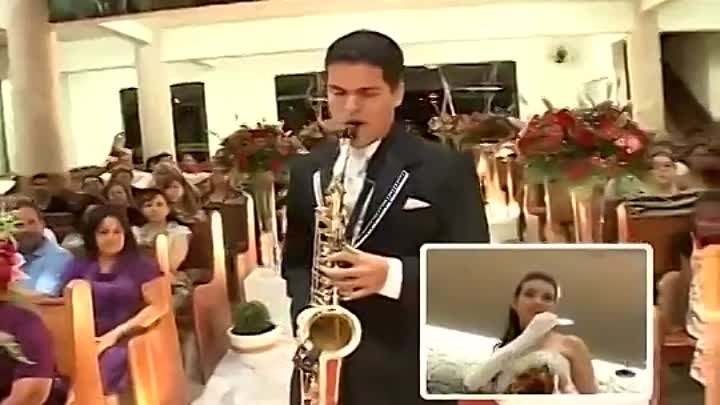 I Will Always Love You - Sax Solo (LIVE)
