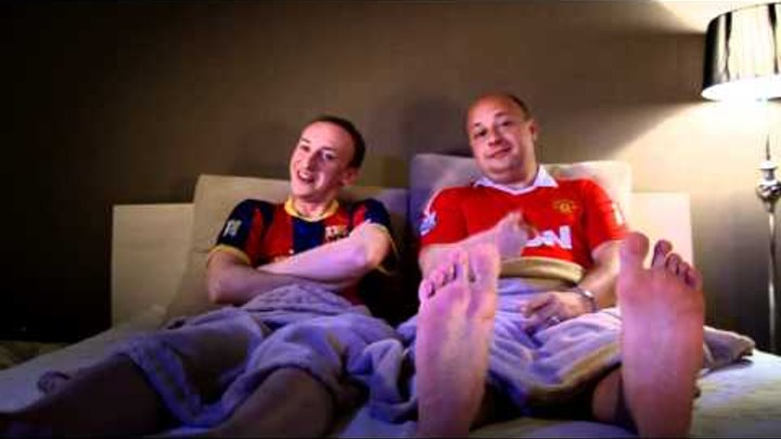 CHAMPIONS LEAGUE 2011 Final Barcelona vs Manchester United