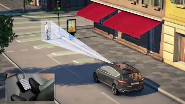 Ford S-MAX Concept Animation