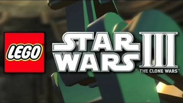 LEGO Star Wars III: The Clone Wars - E3 2010: Debut Trailer | HD
