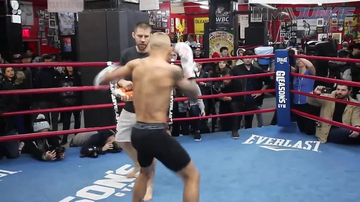 UFC Brooklyn_ T.J. Dillashaw full open workout