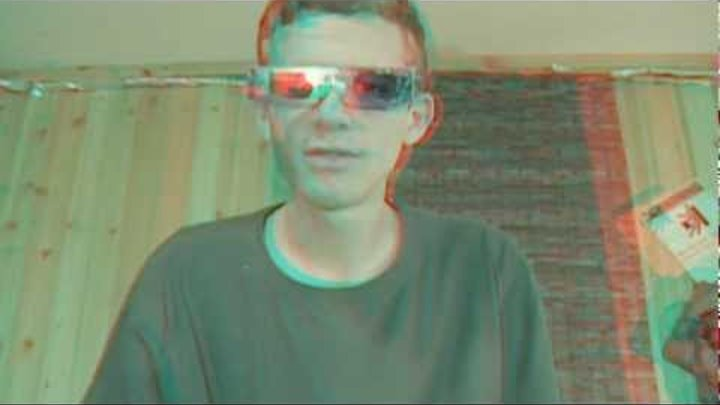3D VIDEO Knife 2 Red Cyan HD!!!