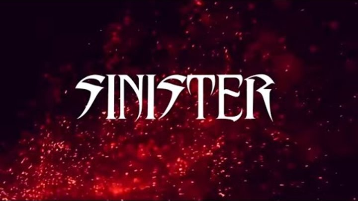 "APPICE ""Sinister"" (Official Lyric Video)"