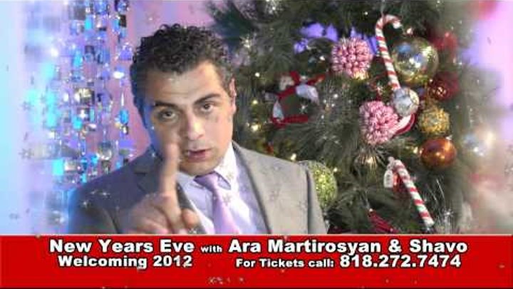 Shavo & Ara Martirosyan Nor Tari With Titles 2011