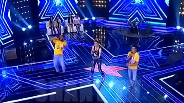 Hip Hop - Black and Yellow (X Factor) Cover
