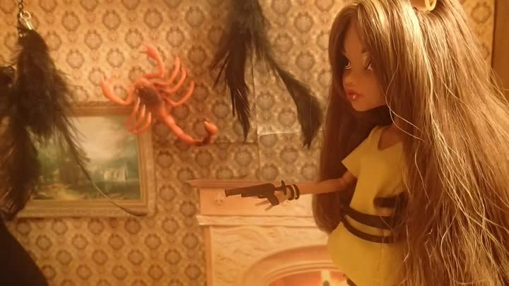 Stop motion monster high# Кража века 9.