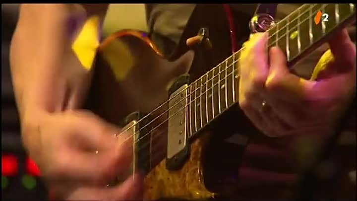 Lateral Climb - Robben Ford, Montreux Jazz Festival 2007