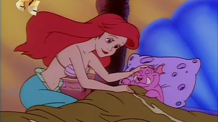 s02.e04. Русалочка (сериал) / The Little Mermaid [1992 – 1994]