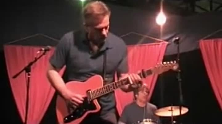Pete Anderson performs the song Stop me LIVE at Yolies in CA 2009