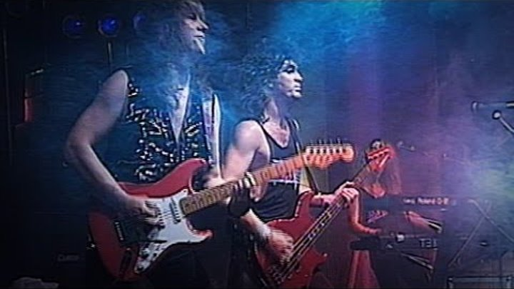 Sweet - 10. Set Me Free - Live at the Capitol, Hannover - 1991 (OFFICIAL)