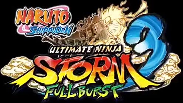 Naruto Shippuden- Ultimate Ninja Storm 3 Full Burst PC Русский Трейлер