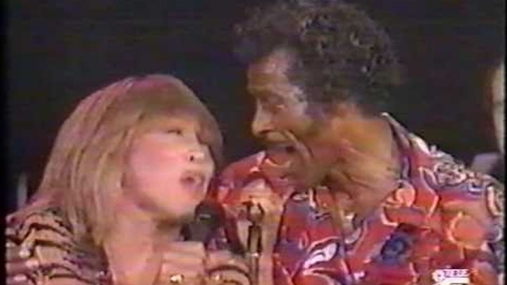CHUCK BERRY & TINA TURNER--Rock And Roll Music.