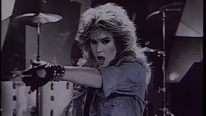 Samantha Fox _- Touch Me (I Want Your Body) (Music Video)