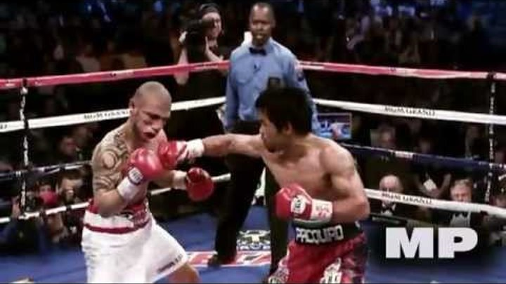 """Manny """"PACMAN"""" Pacquiao - 8th Division World Boxin"""