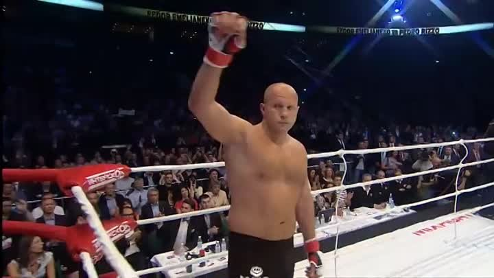 Fedor Emelianenko - All Hail The King