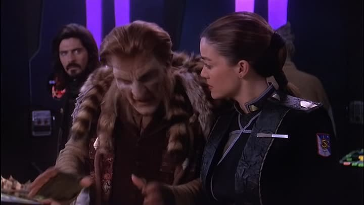 Вавилон-5.Сезон 3/Babylon 5.Season 3(17)War Without End, part two(Война без конца, часть 2)