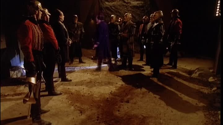 Вавилон-5.Сезон 3/Babylon 5.Season 3(20)And the Rock Cried Out, No Hiding Place(И камни возопят, не укрыться)