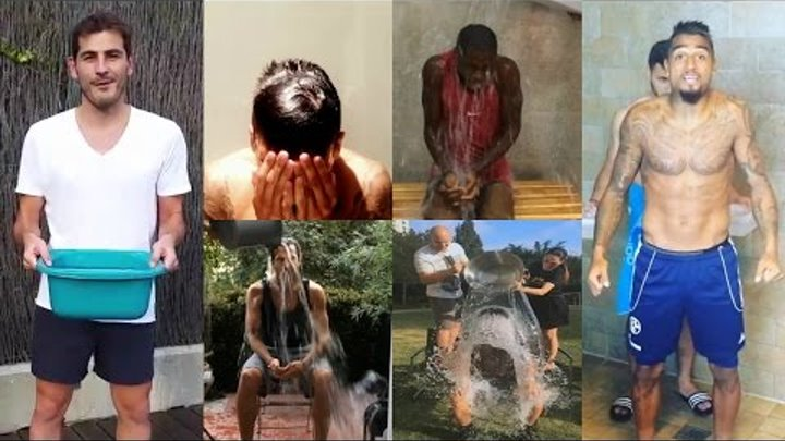 Ice Bucket Challenge Compilation ● Football Players Edition • Part 2 [HD]
