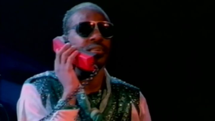 Stevie Wonder - I Just Called To Say I Love You - 1984 - Official Video - Full HD 1080p - группа Танцевальная Тусовка HD / Dance Party HD