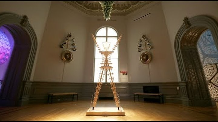 """""""No Spectators: The Art of Burning Man"""" at the Renwick Gallery"""