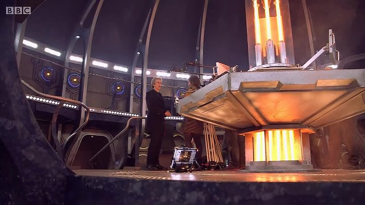 Series 9_ the relationship between the Doctor and Clara