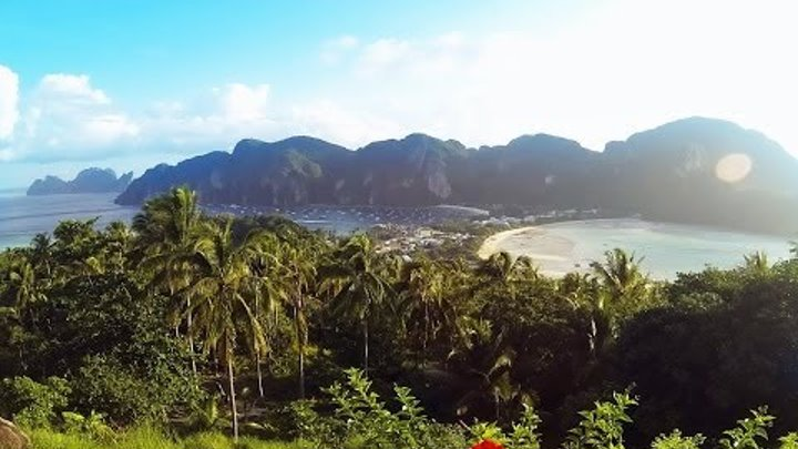 Ko Phi Phi Don / Thailand 4K Ultra HD Time Lapse Flow-Mow 360