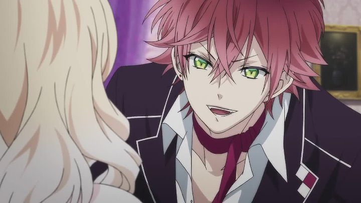 DIABOLIK LOVERS MORE,BLOOD (trailer)