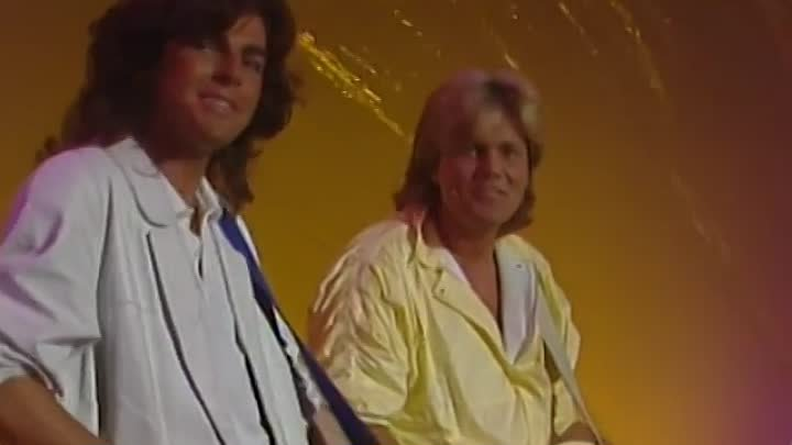 Modern Talking - You Can Win If You Want (ZDF Tele-Illustrierte) 19.06.1985
