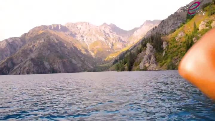 Oзеро Сары Челек: Fascinating Sary-Chelek: Kyrgyzstan