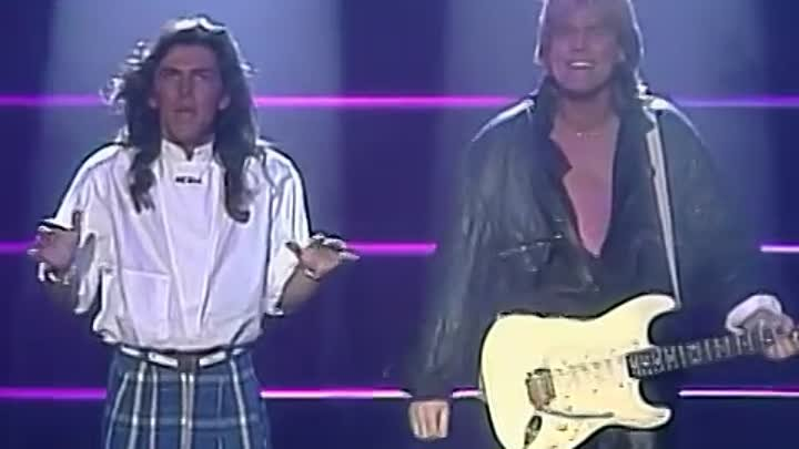 Modern Talking - Brother Louie (Show & Co. mit Carlo 06.02.1986)
