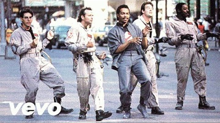 Ray Parker, Jr. - Ghostbusters