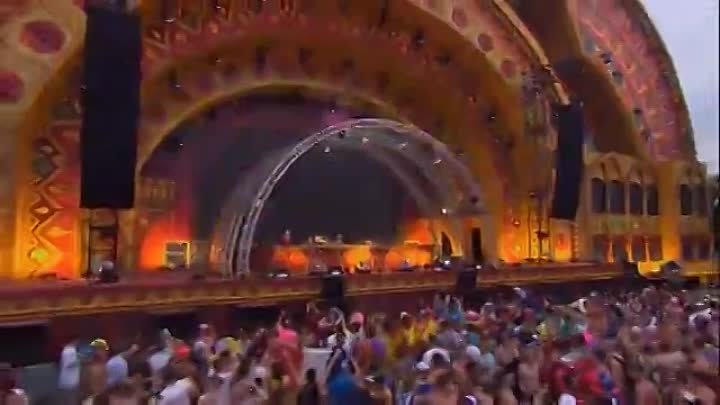 Tomorrowland 2014 – Relive The Madness First Weekend Day 2