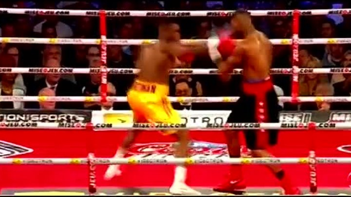 Top 5 Hardest Punchers in Boxing - GP