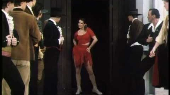 Katarina Witt in Carmen On Ice (Act 1) - HABANERA by Bizet (HQ)