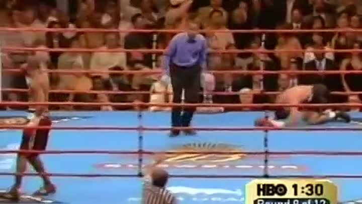 Bernard Hopkins vs Oscar De La Hoya 2004