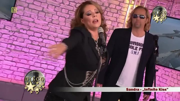 Sandra - Infinite Kiss 2012