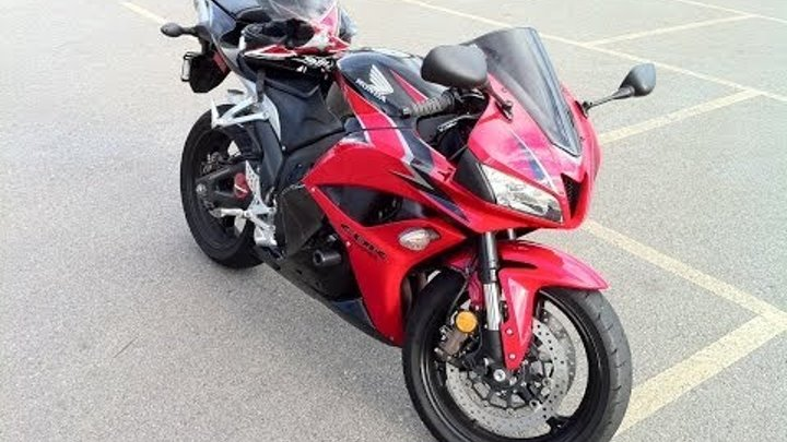 Honda CBR 600RR ABS / Two Bros Exhaust